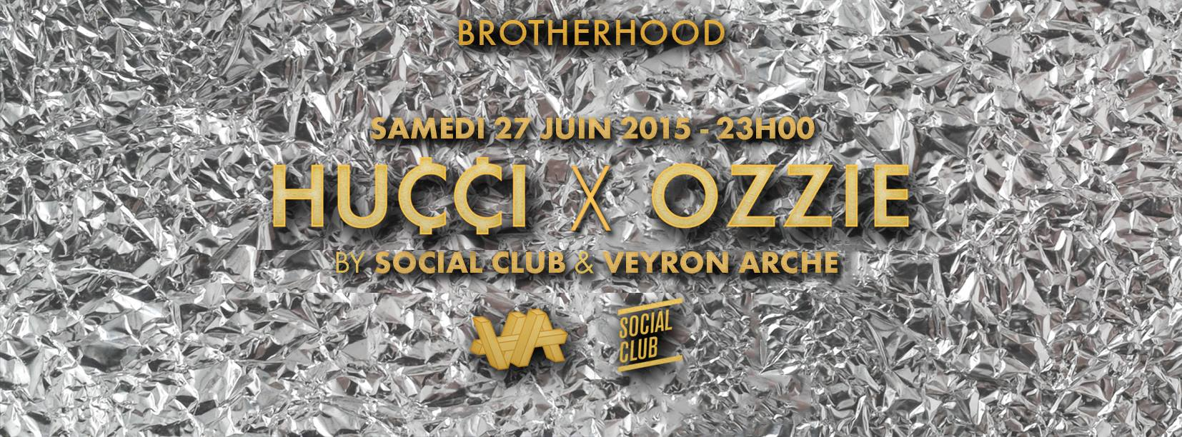 Hucci & Ozzie Social Club