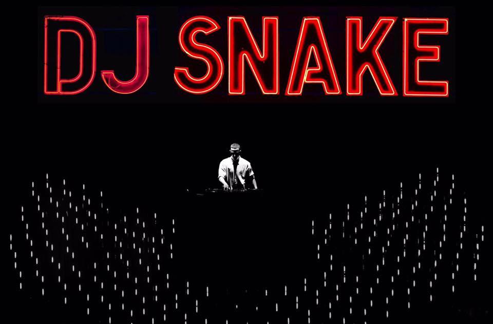 DJ Snake - Olympia